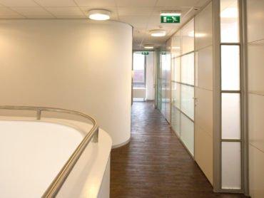 Almere, Europakwartier Blok F4 & Gezondheidscentrum Vizier