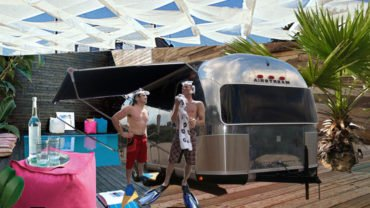 Las Vegas, Downtown Project Airstream Hotel