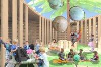 Las Vegas, Downtown Project Oasis Pavilijoen