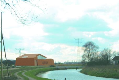 Dordrecht, Airview